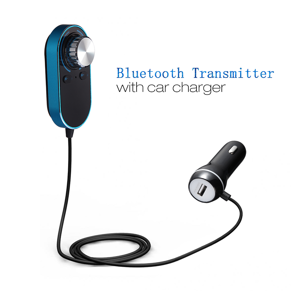 Bluetooth FM CAR Transmitter